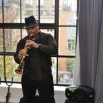 144th Anniversary Celebration Saxophonist